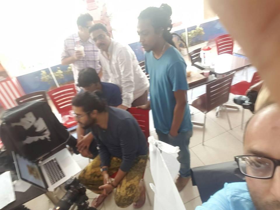 Partners Team Shoot for La Americana Delhi4
