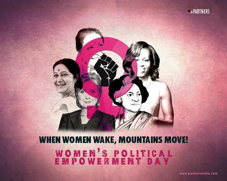 WOMEN POLITICAL EMPOWERMENT DAY